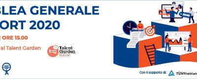ASSOSPORT ASSEMBLEA GENERALE 11 NOVEMBRE: PARTE PUBBLICA ORE 16,15